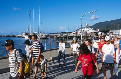 Cairns Wharf Port Authority